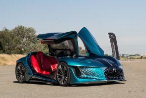 L'incroyable concept-car DS