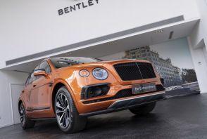 En images. Visite guidée de l'usine Bentley à Crewe