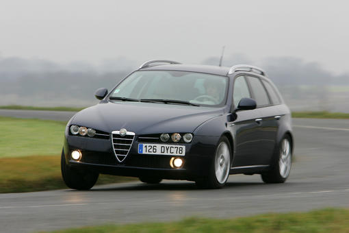 alfa romeo 159 sw l 39 argus. Black Bedroom Furniture Sets. Home Design Ideas