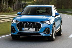 Audi Q3 (2018): le RS Q3 en préparation