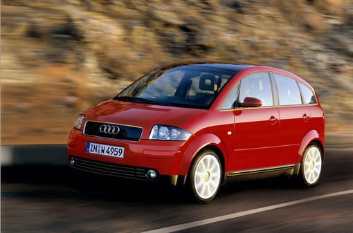 audi a2 un petit mod le luxueux l 39 argus. Black Bedroom Furniture Sets. Home Design Ideas