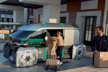 La vision du véhicule utilitaire «dernier km»