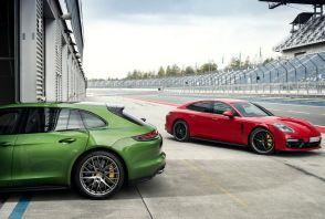 Porsche Panamera GTS : un V8 biturbo de 460 ch