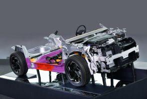 3 carrosseries et un modèle électrique