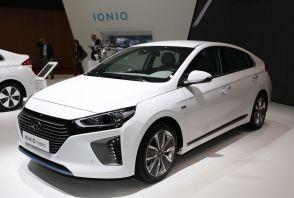 Augmentée pour les hybrides rechargeables