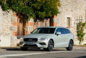 Volvo V60 D3 : notre avis sur le diesel de 150 ch