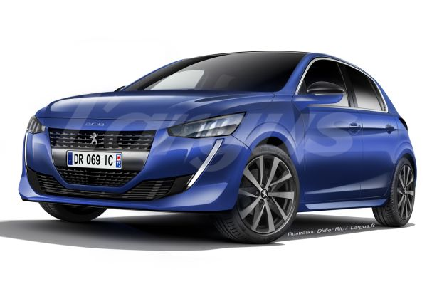 Peugeot 208 (2019). Nos révélations sur la rivale de la nouvelle Renault Clio 5