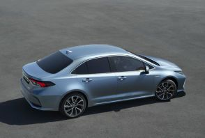 Toyota Corolla : voici la version berline