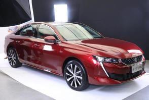 Peugeot 508-L : la 508 made in China