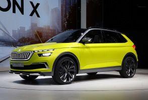 Skoda Kosmiq : le SUV urbain prévu pour juillet