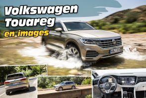 Volkswagen Touareg (2018) : son essai en 30 photos