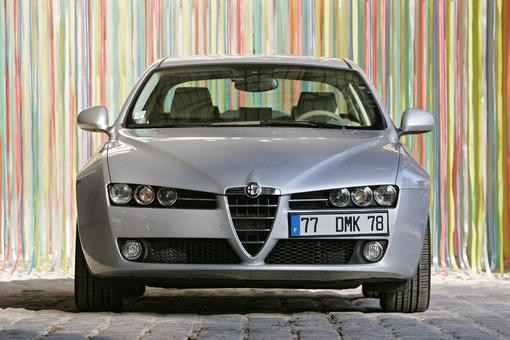 bilan 2 ans alfa romeo 159 l 39 argus. Black Bedroom Furniture Sets. Home Design Ideas