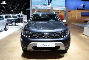 Dacia Duster. Deux moteurs à essence inédits