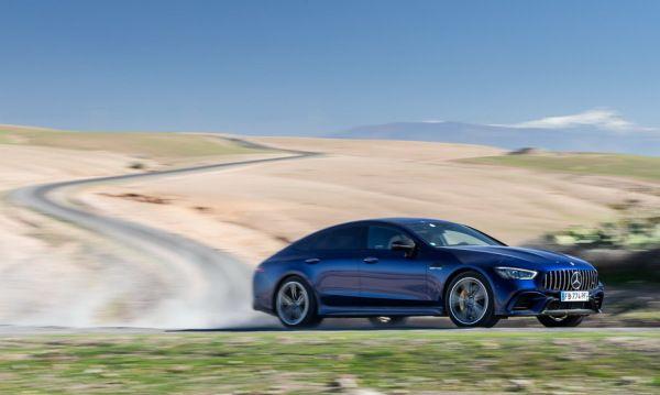 Mercedes-AMG GT 63 S coupé 4 portes : supercar en robe du soir
