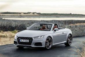 Audi TT restylé (2019) : à partir de 41 200 €