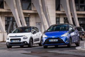 La Citroën C3 essence défie la Toyota Yaris hybride