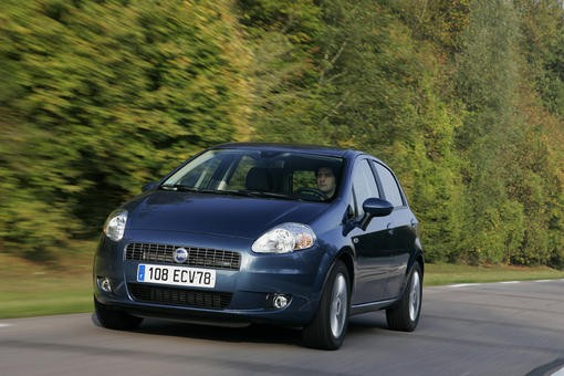 fiat grande punto 1 3 mjt dualogic 5 p photo 1 l 39 argus. Black Bedroom Furniture Sets. Home Design Ideas