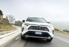 Notre avis sur le nouveau Toyota RAV4 hybride