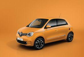 Premières photos de la Renault Twingo restylée !