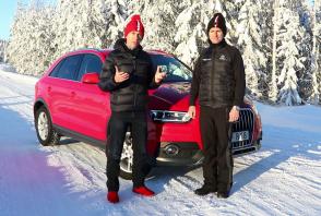 Conduite sur neige : nos 10 conseils en vidéo