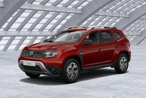 Dacia Techroad : une nouvelle série limitée