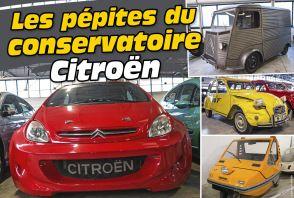 Les perles du conservatoire Citroën