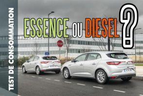 Renault Mégane : le match essence/diesel