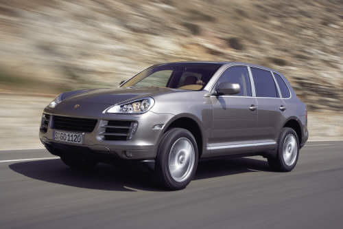 porsche cayenne l 39 argus. Black Bedroom Furniture Sets. Home Design Ideas