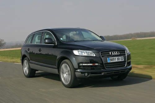 guide d achat audi q7 l argus. Black Bedroom Furniture Sets. Home Design Ideas