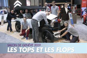 Les tops et flops de la rédaction de L'argus.fr
