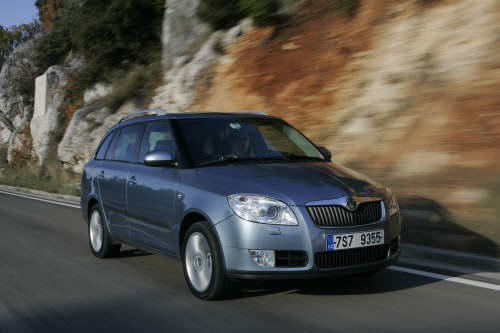 skoda fabia combi 1 9 tdi photo 2 l 39 argus. Black Bedroom Furniture Sets. Home Design Ideas