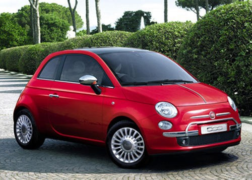 fiat 500 1 2 8v l 39 argus. Black Bedroom Furniture Sets. Home Design Ideas