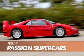 Ferrari : 60 ans de supercars en images