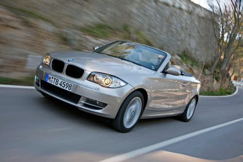 bmw 125i cabriolet photo 1 l 39 argus. Black Bedroom Furniture Sets. Home Design Ideas