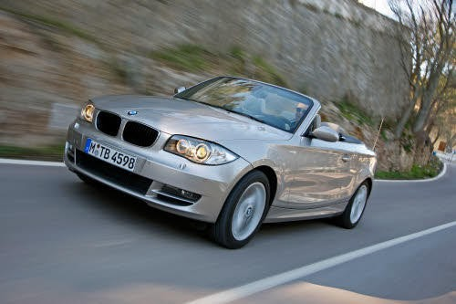 bmw 125i cabriolet l 39 argus. Black Bedroom Furniture Sets. Home Design Ideas