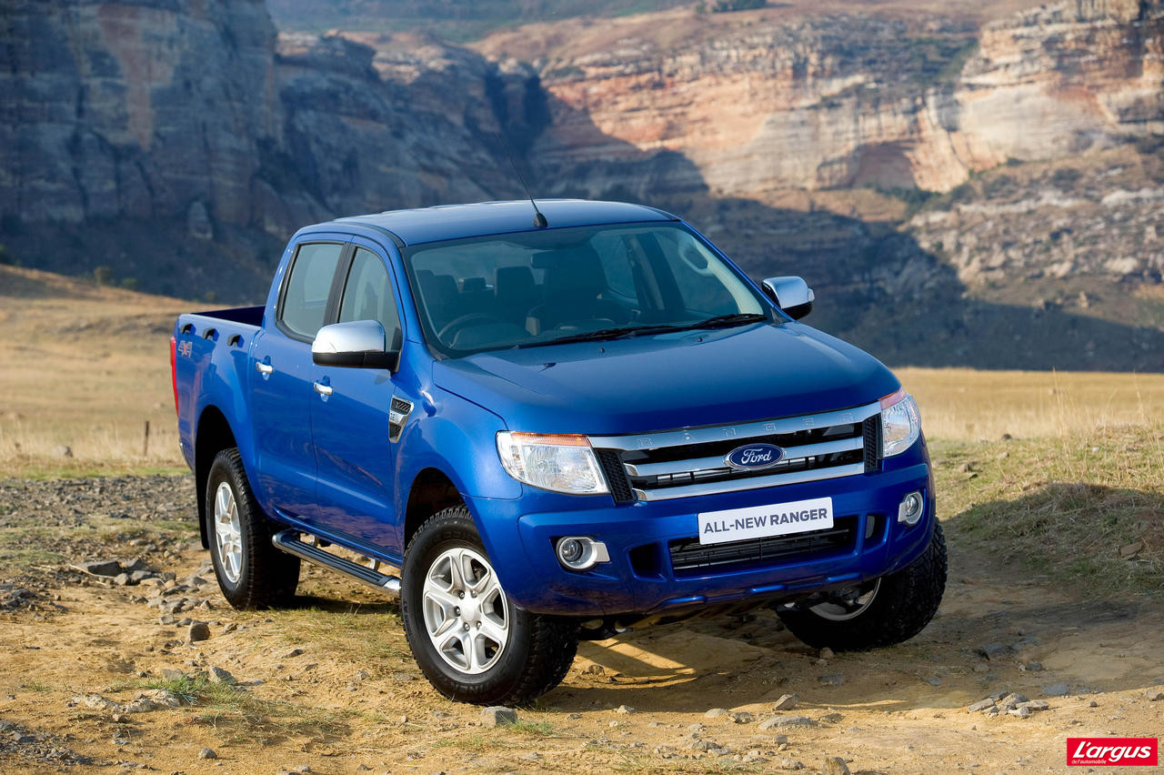 le nouveau ford ranger arrive en france l 39 argus. Black Bedroom Furniture Sets. Home Design Ideas