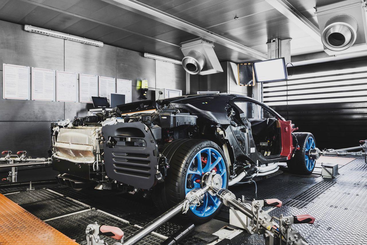 visite de l'usine bugatti de molsheim, l'usine de la bugatti