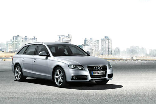 audi a4 avant 2 0 tdi dpf photo 1 l 39 argus. Black Bedroom Furniture Sets. Home Design Ideas
