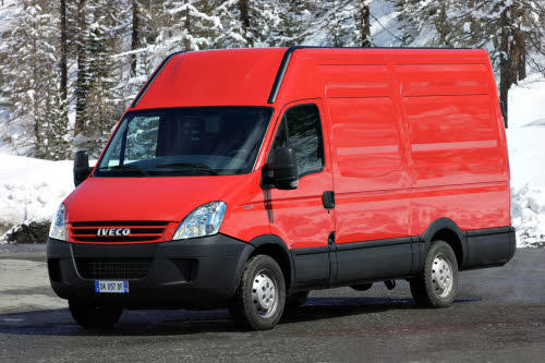 iveco daily 35s12 hybride l 39 argus. Black Bedroom Furniture Sets. Home Design Ideas