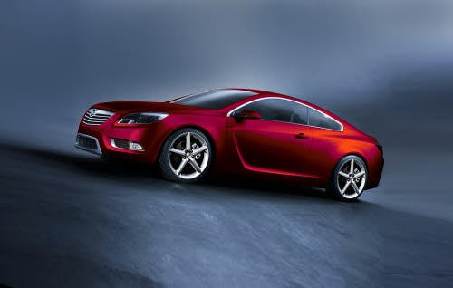Opel Insignia Coup  Photo 2  Largus