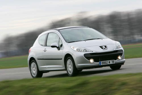 peugeot 207 l 39 argus. Black Bedroom Furniture Sets. Home Design Ideas
