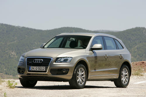 1er essai audi q5 2 0 tdi 170 photo 1 l 39 argus. Black Bedroom Furniture Sets. Home Design Ideas