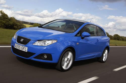seat ibiza sportcoup l 39 argus. Black Bedroom Furniture Sets. Home Design Ideas