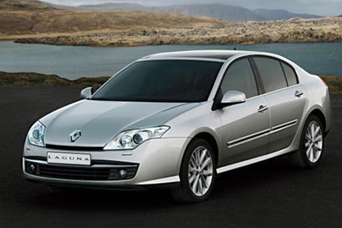 renault laguna iii photo 1 l 39 argus. Black Bedroom Furniture Sets. Home Design Ideas