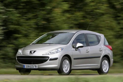 peugeot 207 sw l 39 argus. Black Bedroom Furniture Sets. Home Design Ideas