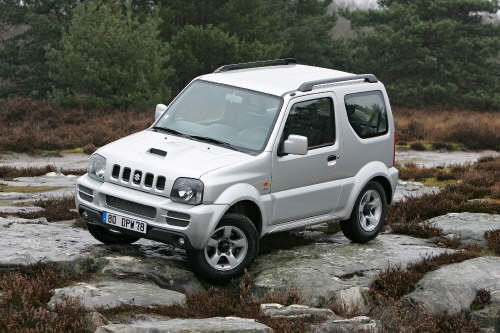 suzuki jimny l 39 argus. Black Bedroom Furniture Sets. Home Design Ideas