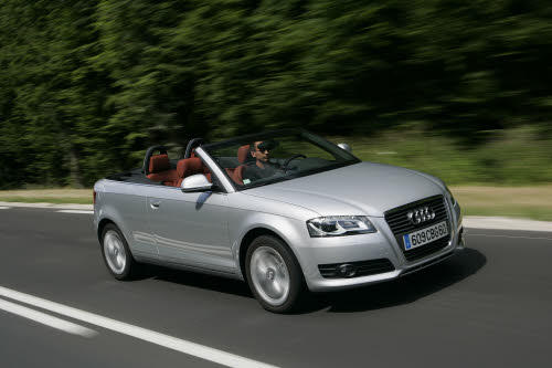 audi a3 cab 2 0 tdi s tronic ambition luxe l 39 argus. Black Bedroom Furniture Sets. Home Design Ideas