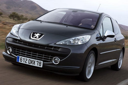 peugeot 207 du neuf avec du vieux l 39 argus. Black Bedroom Furniture Sets. Home Design Ideas