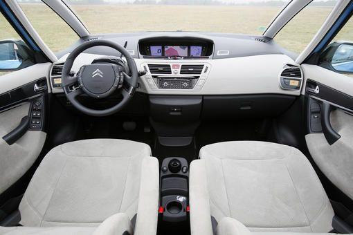 Comparatif Peugeot 3008 Nissan Qashqai Citroen C4 Picasso Photo 7 L Argus