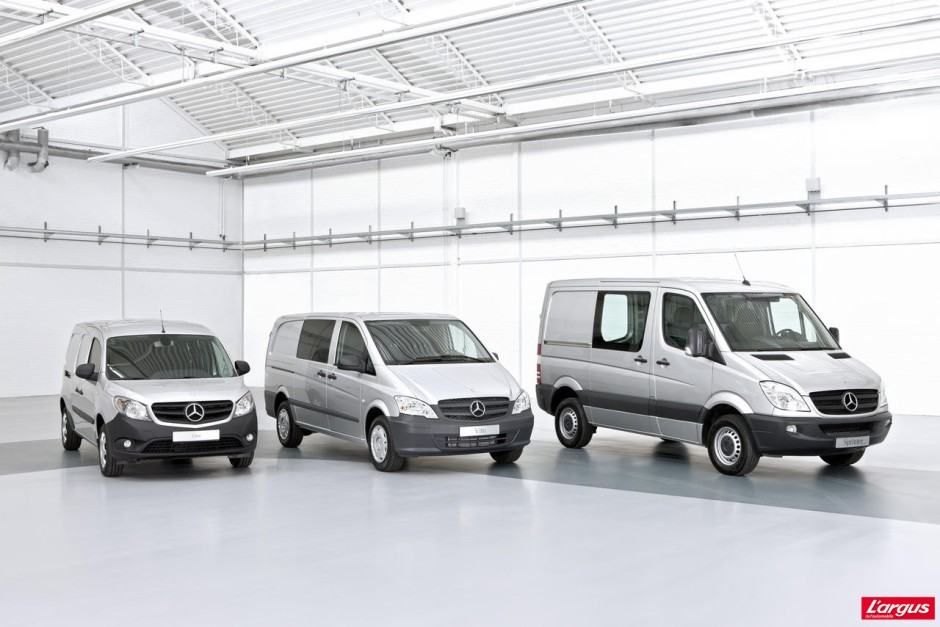 mercedes citan la famille utilitaire est compl te photo 13 l 39 argus. Black Bedroom Furniture Sets. Home Design Ideas